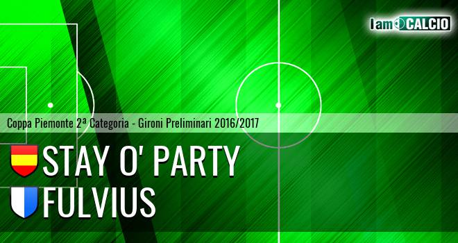 Stay O' Party - Fulvius