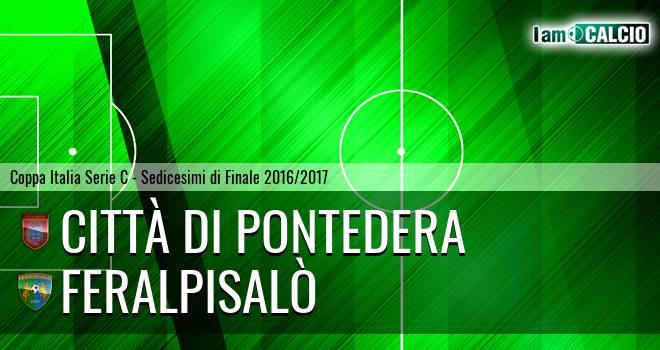 Città di Pontedera - Feralpisalò