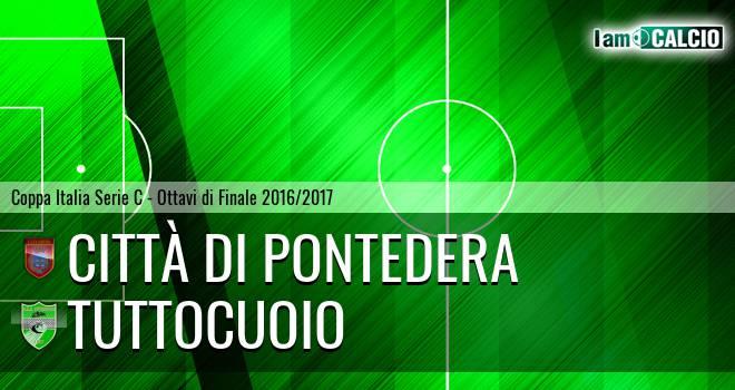 Città di Pontedera - Tuttocuoio