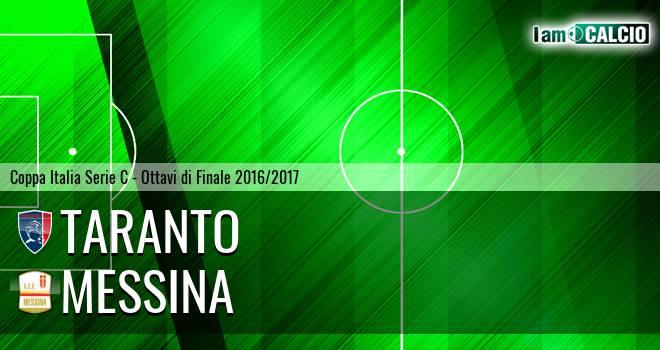 Taranto - ACR Messina
