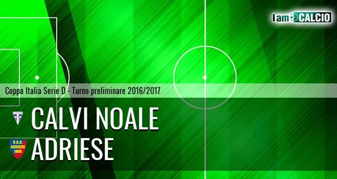 Calvi Noale - Adriese