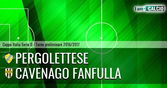 Pergolettese - Fanfulla