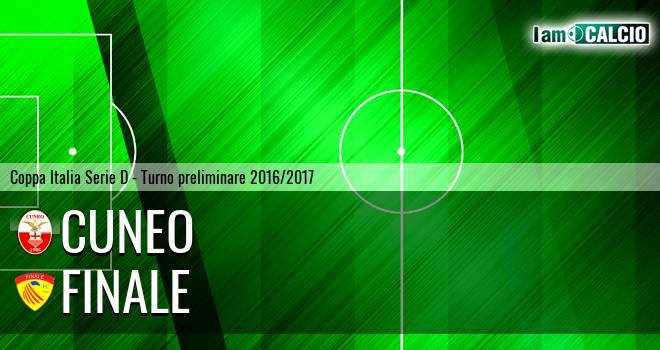 Cuneo - Finale