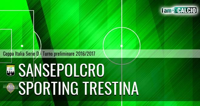 Sansepolcro - Sporting Trestina