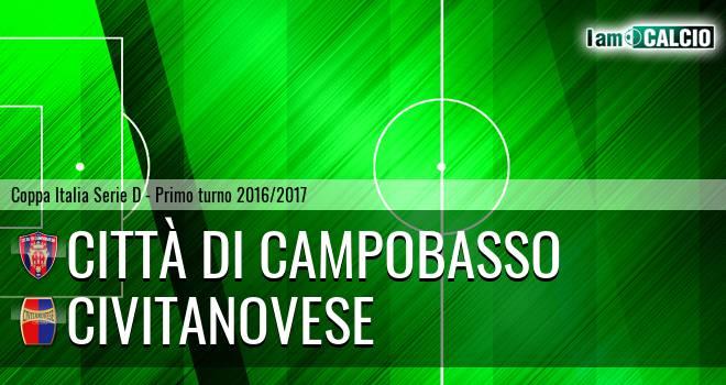 Città di Campobasso - Civitanovese