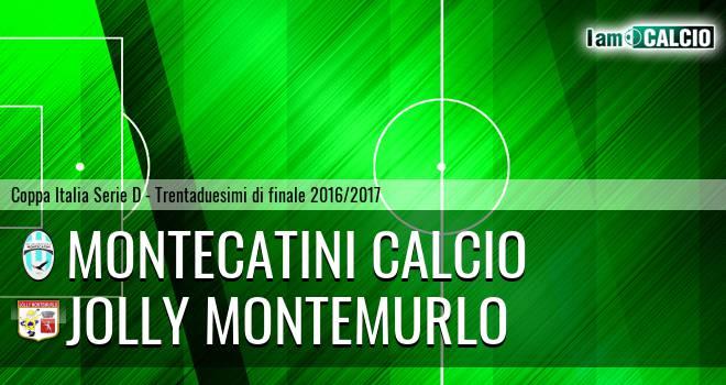Valdinievole Montecatini - Jolly Montemurlo