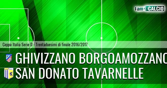 Ghivizzano - San Donato Tavarnelle