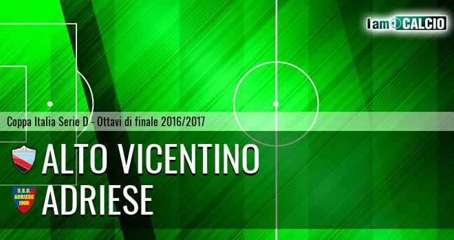 Alto Vicentino - Adriese