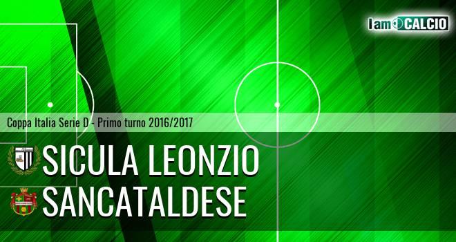 Sicula Leonzio - Sancataldese