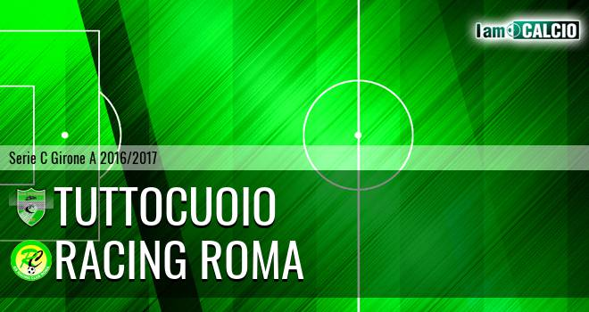Tuttocuoio - Racing Roma