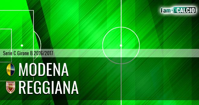 Modena - Reggiana