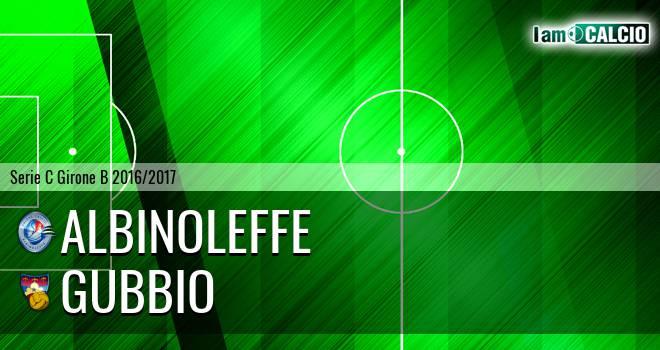 Albinoleffe - Gubbio