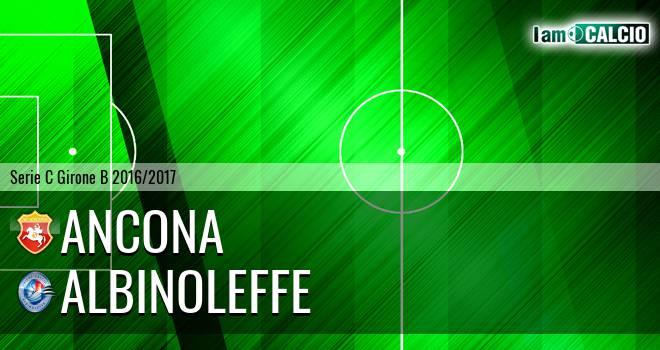 Ancona - Albinoleffe