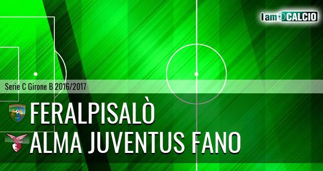 Feralpisalò - Alma Juventus Fano