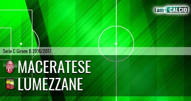 Maceratese - Lumezzane