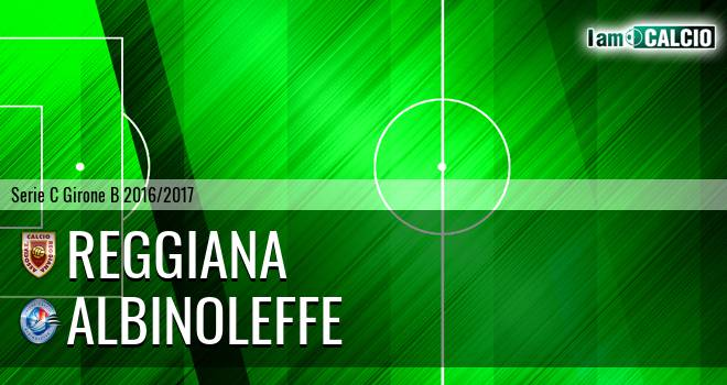 Reggiana - Albinoleffe