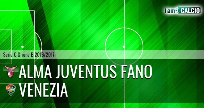 Alma Juventus Fano - Venezia