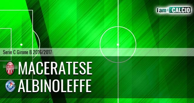 Maceratese - Albinoleffe