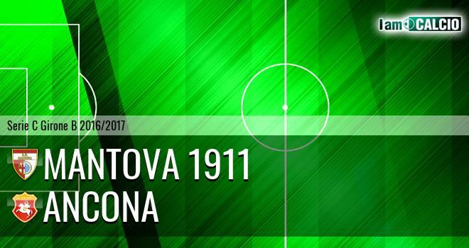 Mantova 1911 - Ancona