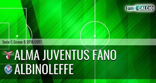 Alma Juventus Fano - Albinoleffe
