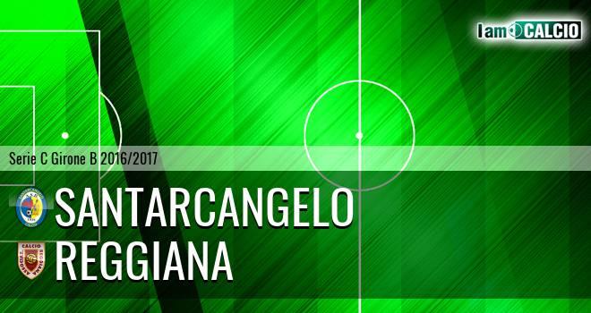 Santarcangelo - Reggiana
