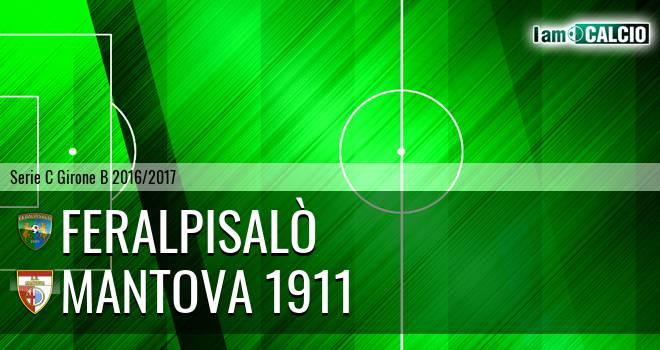 Feralpisalò - Mantova 1911