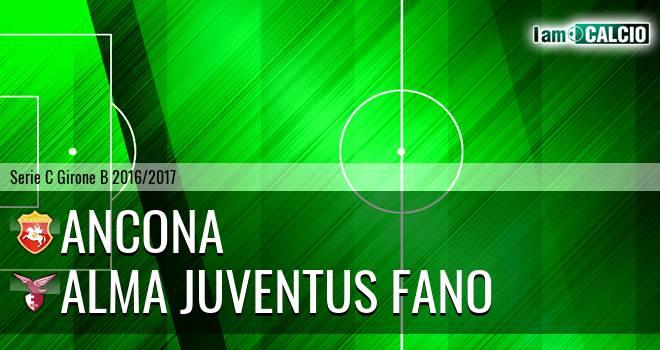 Ancona - Alma Juventus Fano