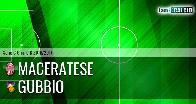 Maceratese - Gubbio