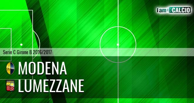 Modena - Lumezzane