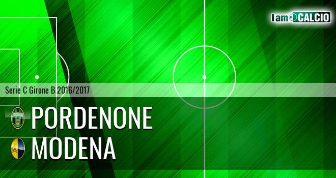 Pordenone - Modena