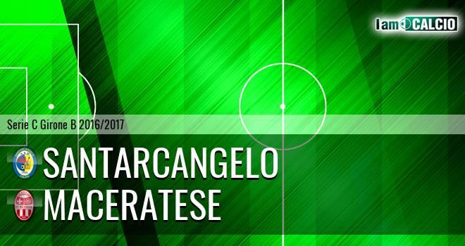 Santarcangelo - Maceratese