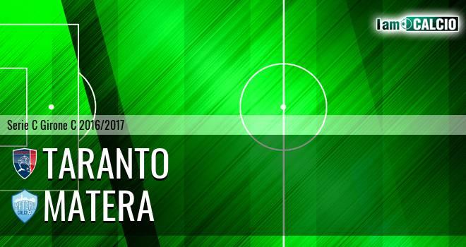 Taranto - Matera