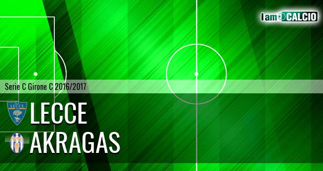 Lecce - Olimpica Akragas