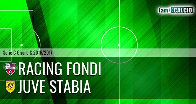 Racing Fondi - Juve Stabia