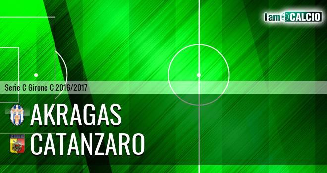 Olimpica Akragas - Catanzaro