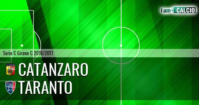 Catanzaro - Taranto