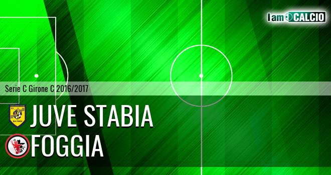Juve Stabia - Foggia