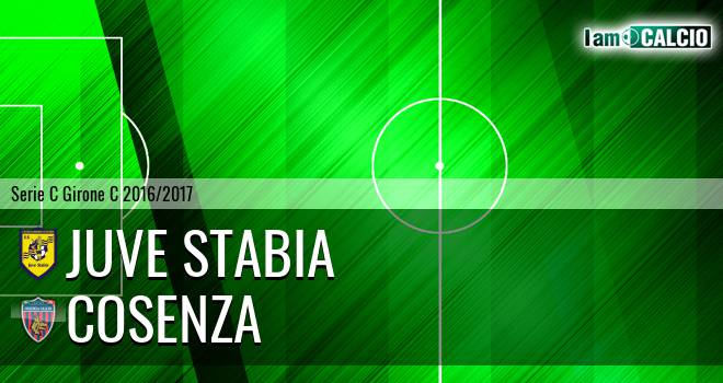 Juve Stabia - Cosenza