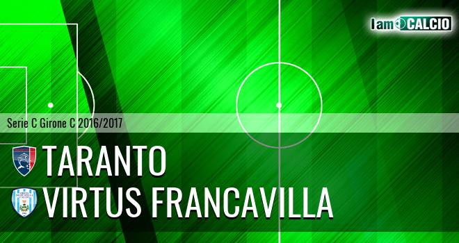 Taranto - Virtus Francavilla