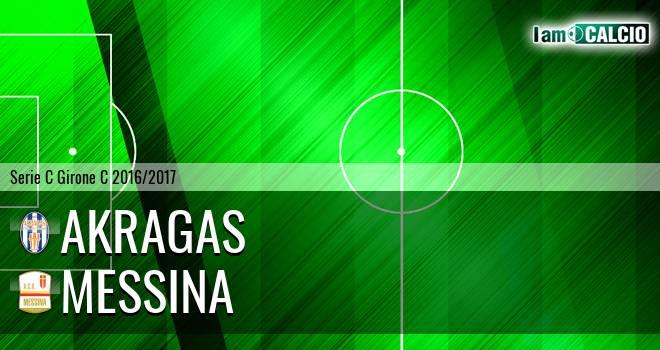 Olimpica Akragas - ACR Messina