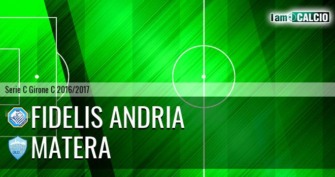 Fidelis Andria - Matera