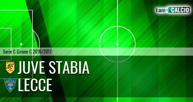 Juve Stabia - Lecce