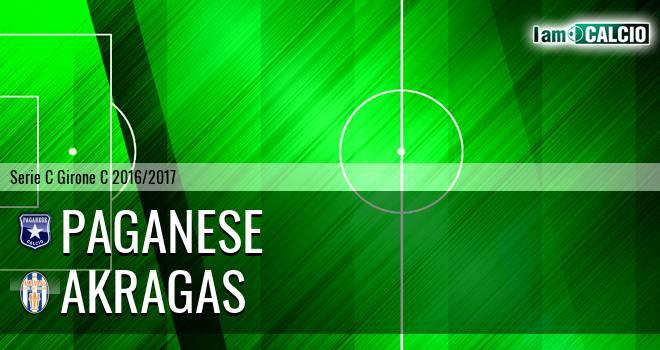 Paganese - Olimpica Akragas