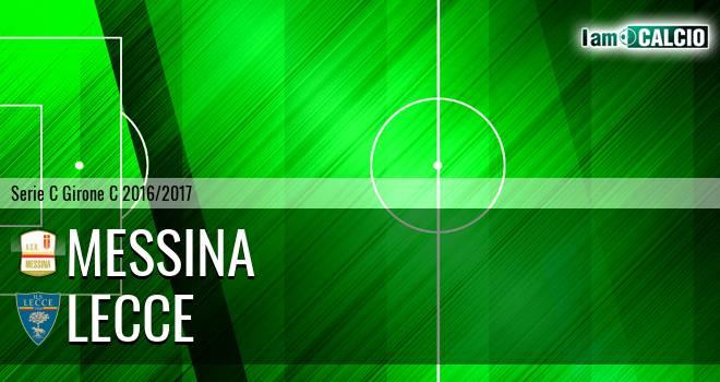 ACR Messina - Lecce