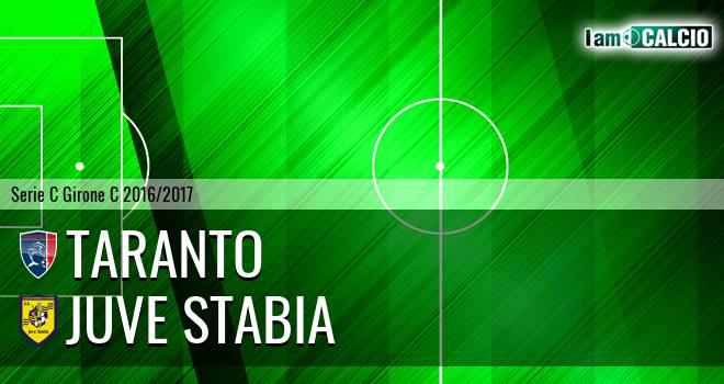 Taranto - Juve Stabia