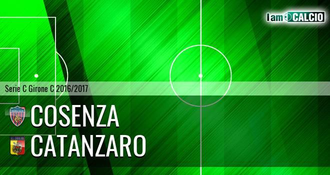 Cosenza - Catanzaro