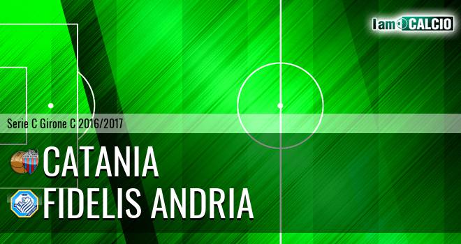 Catania - Fidelis Andria