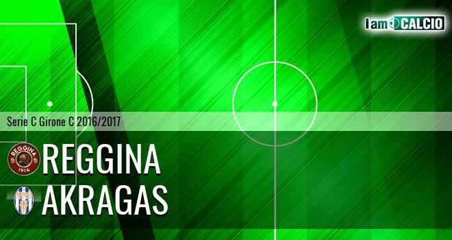 Reggina - Olimpica Akragas