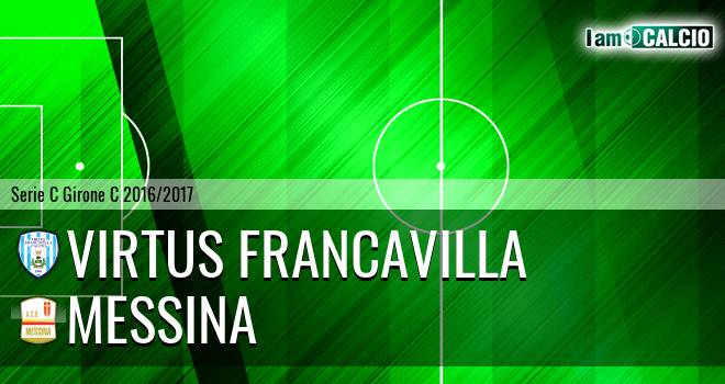 Virtus Francavilla - ACR Messina