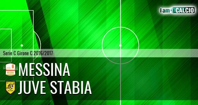 ACR Messina - Juve Stabia